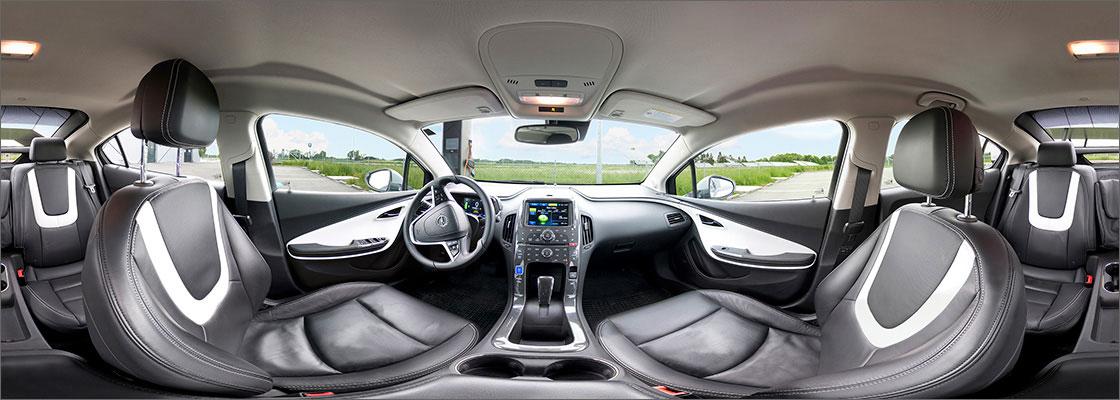 Opel Ampera 360°