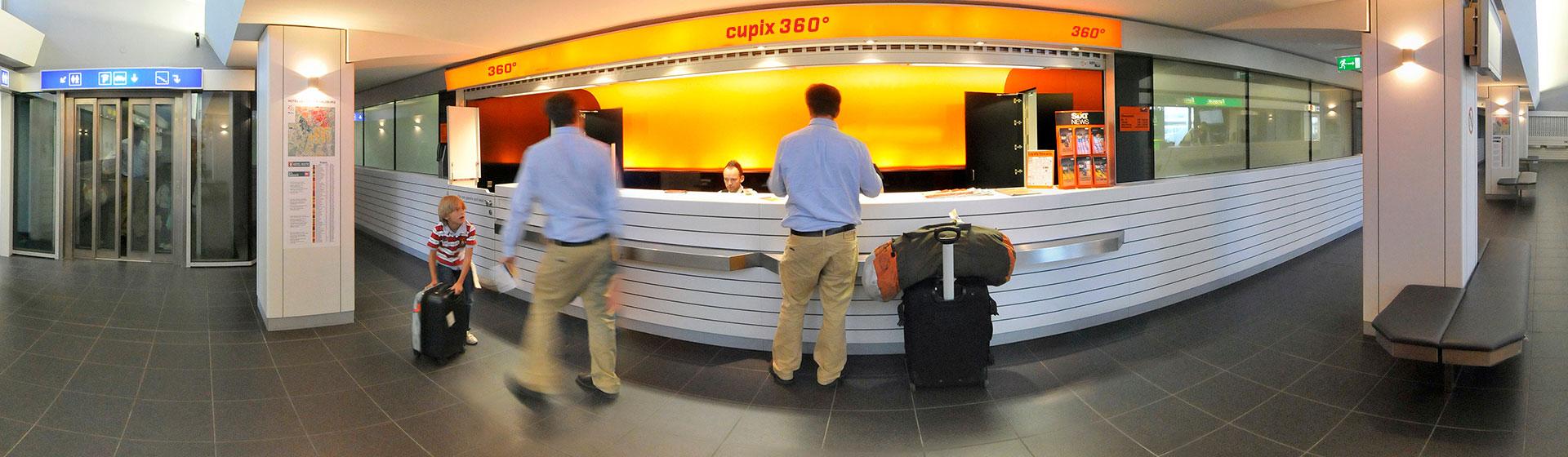 cupix 360° Leistungen