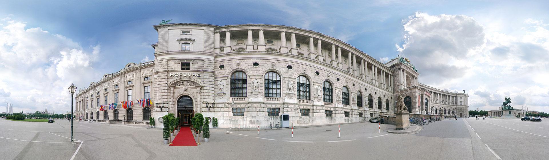 Hofburg Vienna 360°