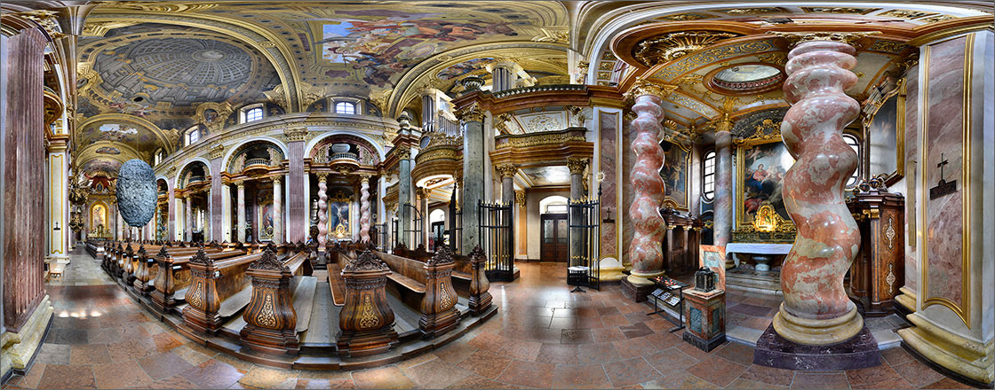 Jesuitenkirche 360°